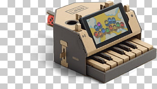 9 nintendo Labo PNG cliparts for free download.