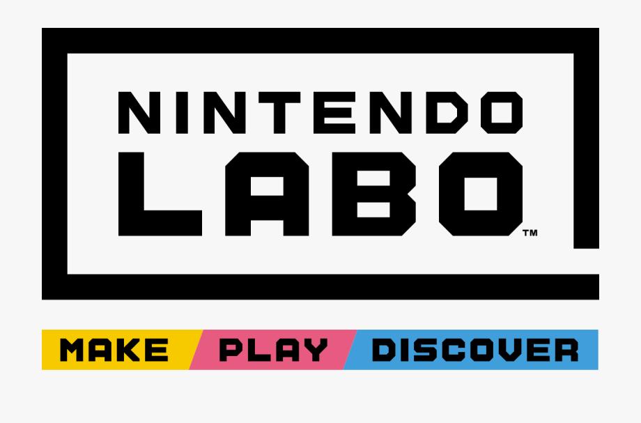 Nintendo Labo Logo Png.