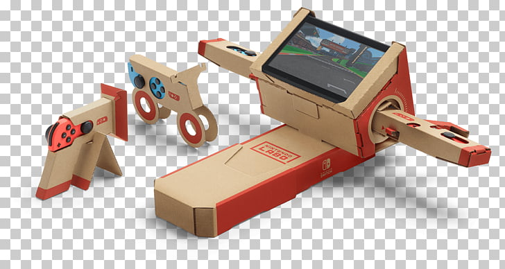 Nintendo Switch Nintendo Labo Mario Kart 8 Deluxe Video game.