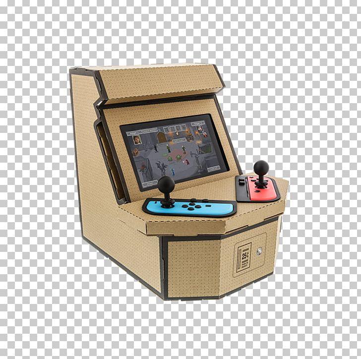 Nintendo Switch Nintendo Labo Sky Skipper Donkey Kong Arcade.