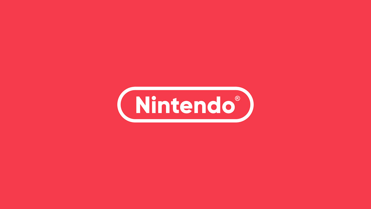Nintendo — Logo Redesign Concept on Student Show.