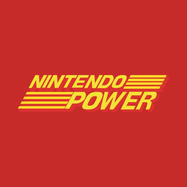 Classic Nintendo Power Logo.