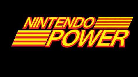 Nintendo power Logos.