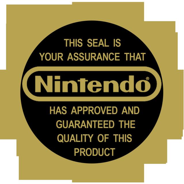 The Complete Original Nintendo NES Label / Seal Guide.
