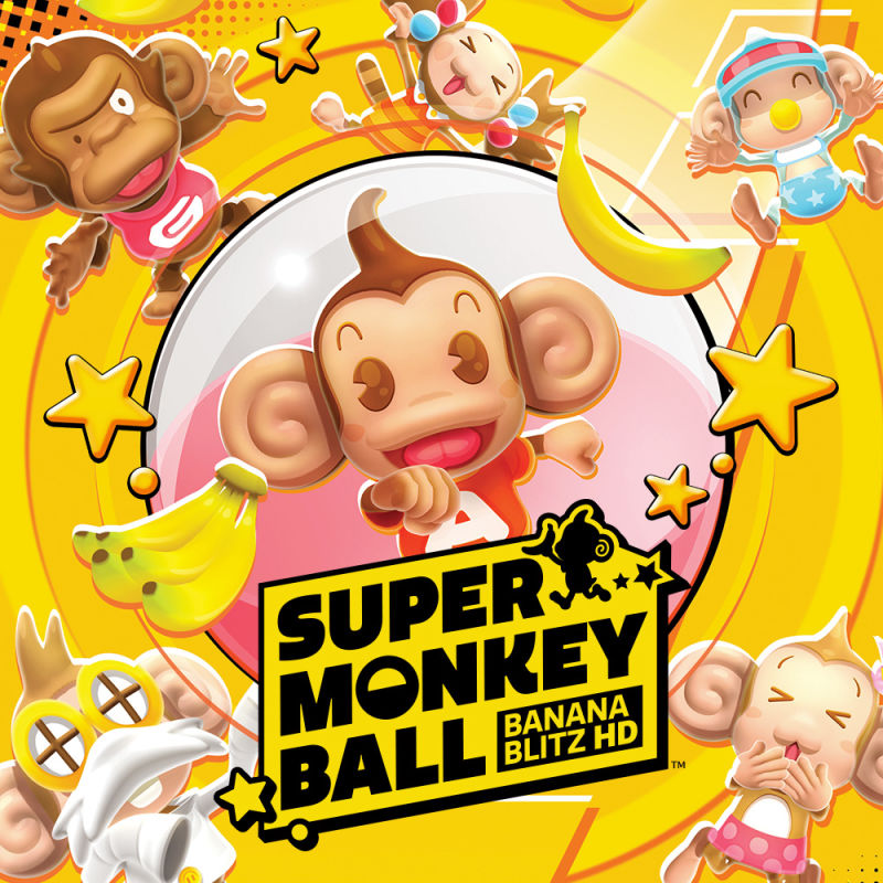 Super Monkey Ball: Banana Blitz HD (2019) Nintendo Switch.