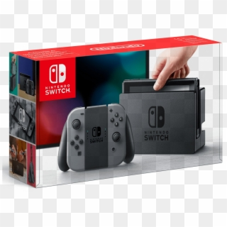 Nintendo Switch Box PNG Images, Free Transparent Image.
