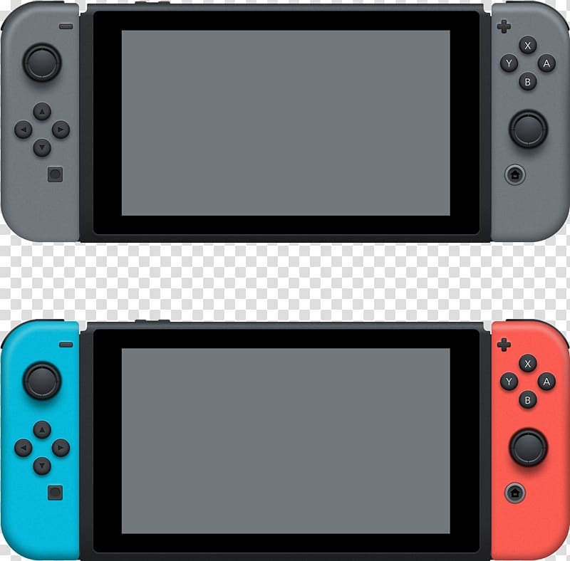 Two black and red Nintendo Switches, Bayonetta 2 Wii U.