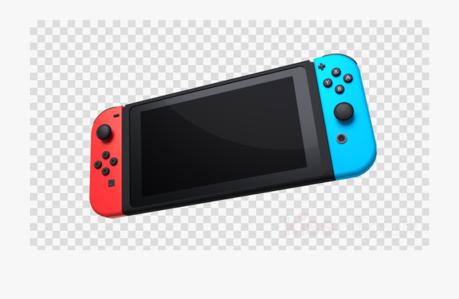 Nintendo Switch Transparent Png , Transparent Cartoon, Free.