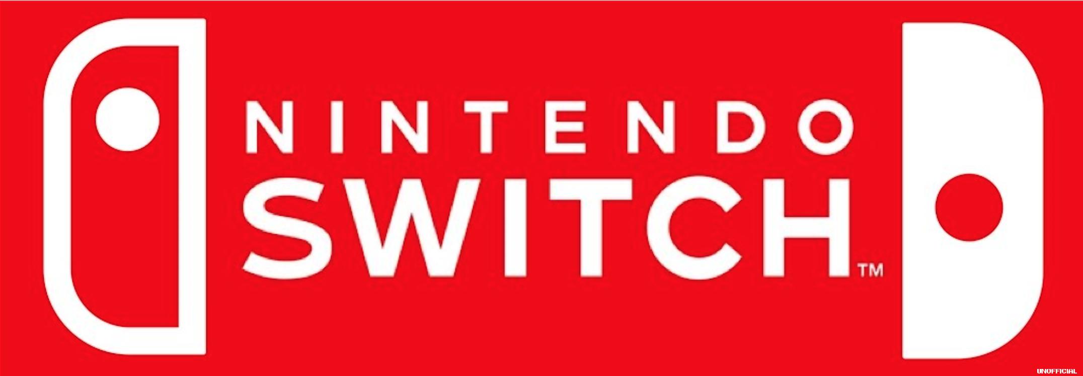 Nintendo Switch Wider Logo (Blatantly Derivative Of u.