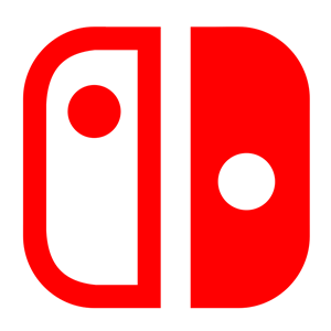 Nintendo Switch Logo Vector (.SVG) Free Download.