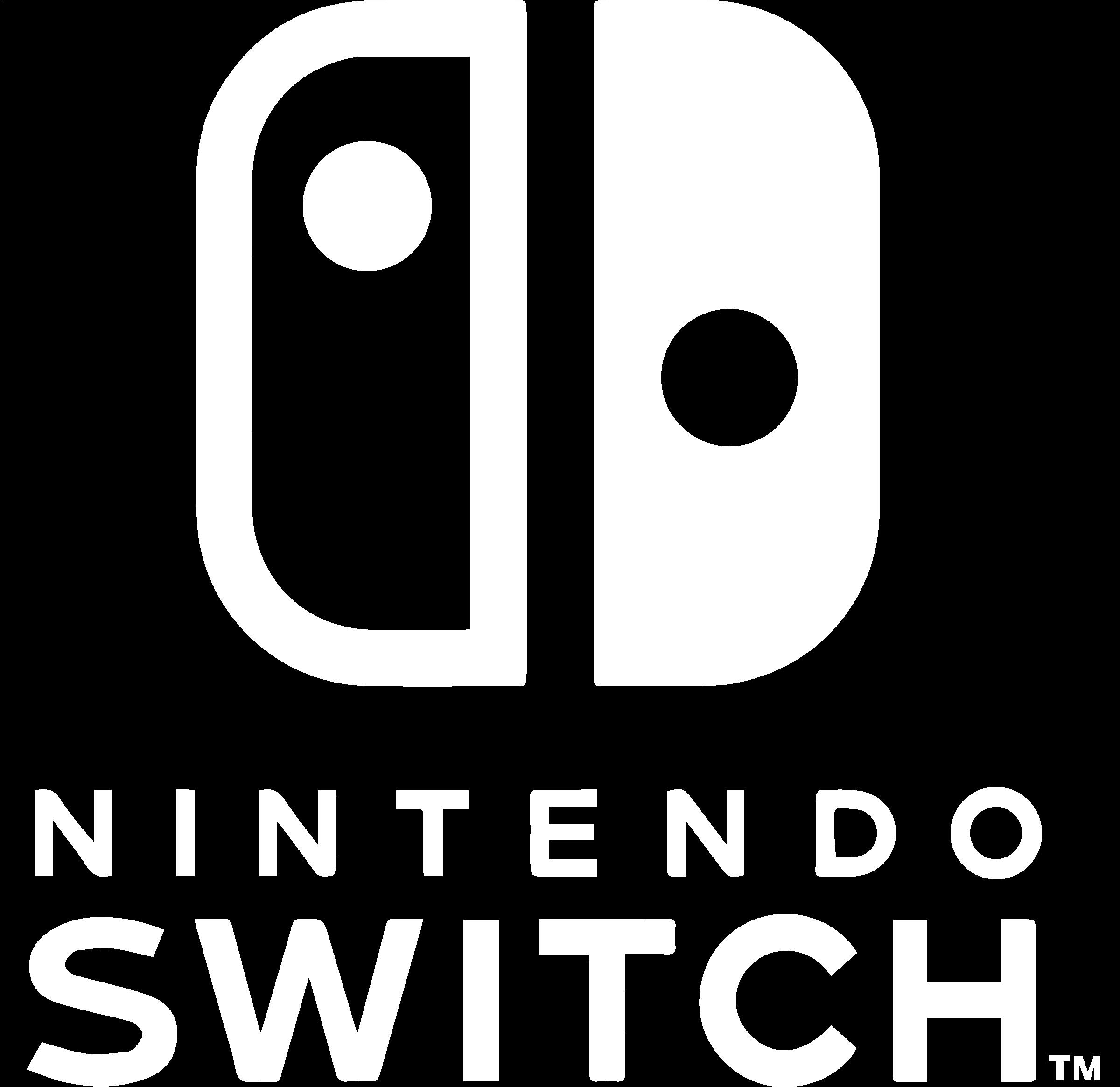 Nintendo Switch Logo PNG Transparent & SVG Vector.