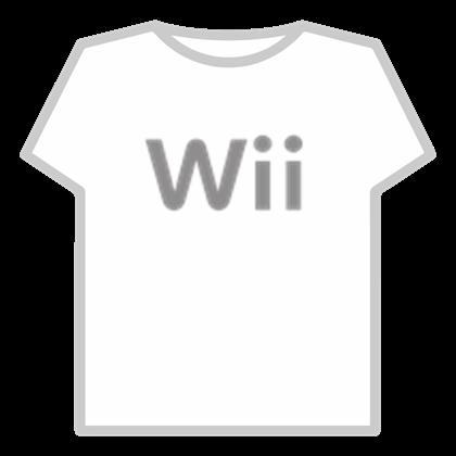 Nintendo Wii logo Transparent.