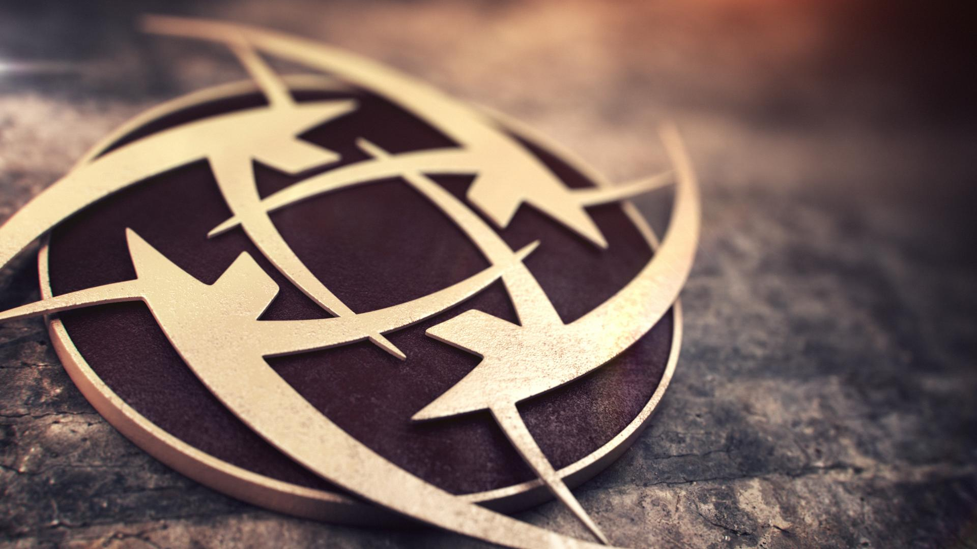 nip logo 1 3D created by.
