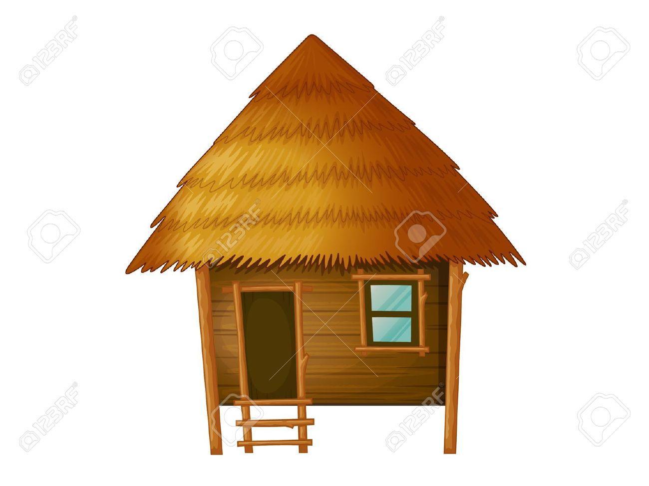 Nipa Hut Clipart.