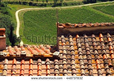 Siena Chianti Radda Landscape Near Stock Photos, Royalty.