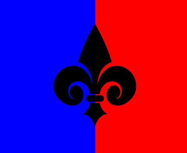 Artibonite Dept. Flag Clip Art at Clker.com.
