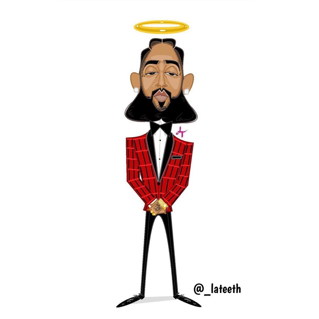 Pin on Nipsey Hussle R.I.P..