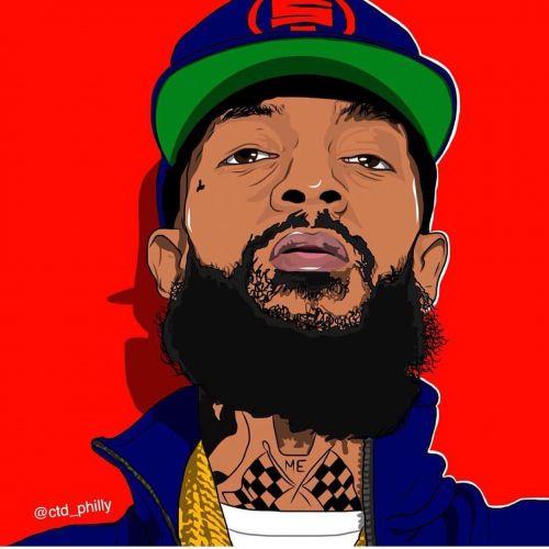 YG x Nipsey Hussle x Dr Dre Compton by King Kush Beatz.