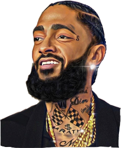 Popular and Trending nipsey Stickers on PicsArt.