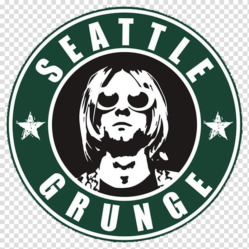 Seattle Grunge signage, Seattle Grunge Nirvana Music Punk.