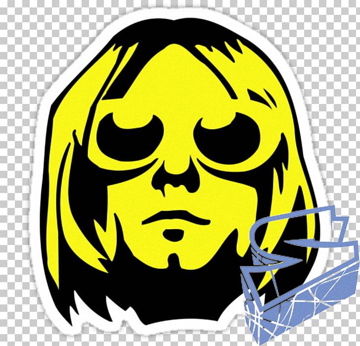Nirvana Stencil Grunge Logo, nirvana logo PNG clipart.
