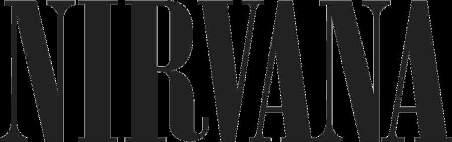 Nirvana Logo clipart.
