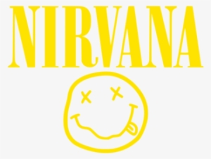 Nirvana Logo PNG, Transparent Nirvana Logo PNG Image Free.