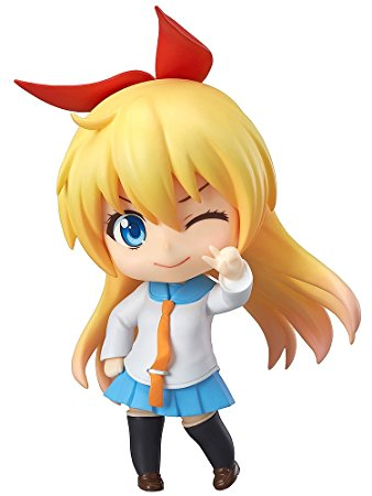 Amazon.com: Good Smile Nisekoi: Chitoge Kirisaki Nendoroid Figure.