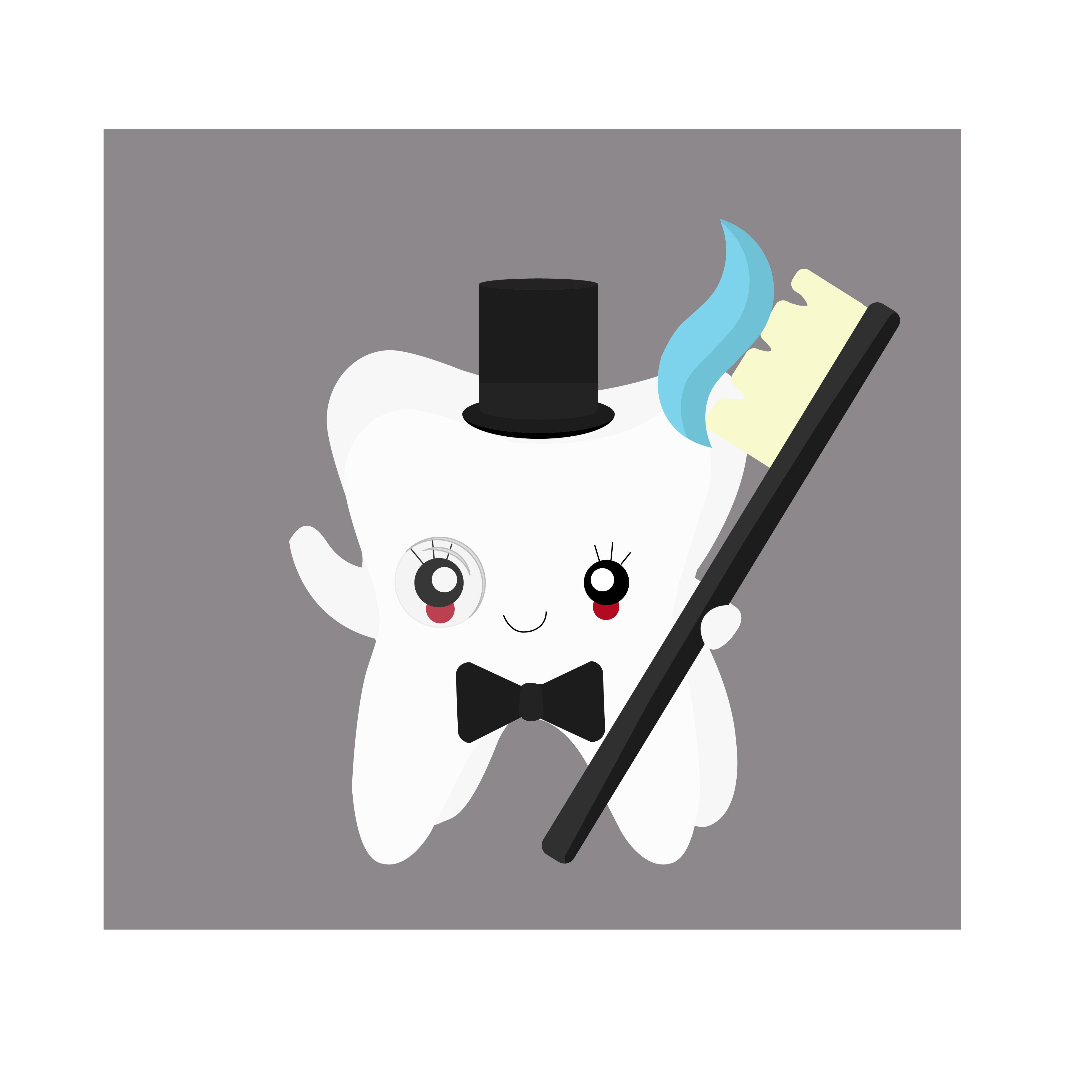 Tooth Illustration on Behance.