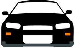 Nissan Stock Illustrations.