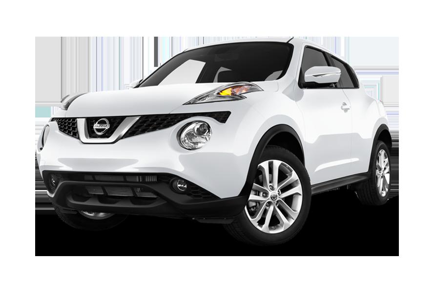 Nissan Juke Small SUV.