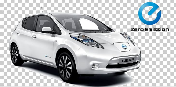 2018 Nissan LEAF Electric Vehicle Car PNG, Clipart, 2016.