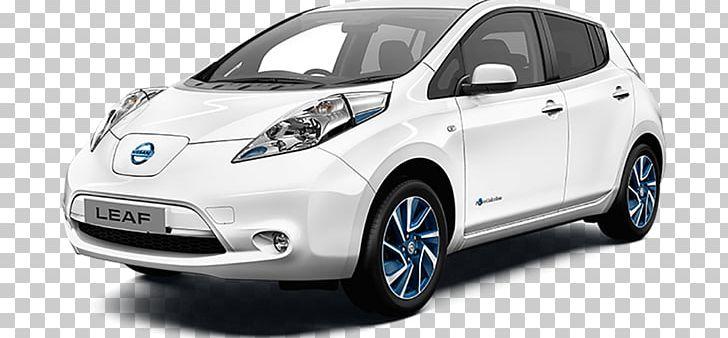 2017 Nissan LEAF 2018 Nissan LEAF Electric Vehicle Car PNG.