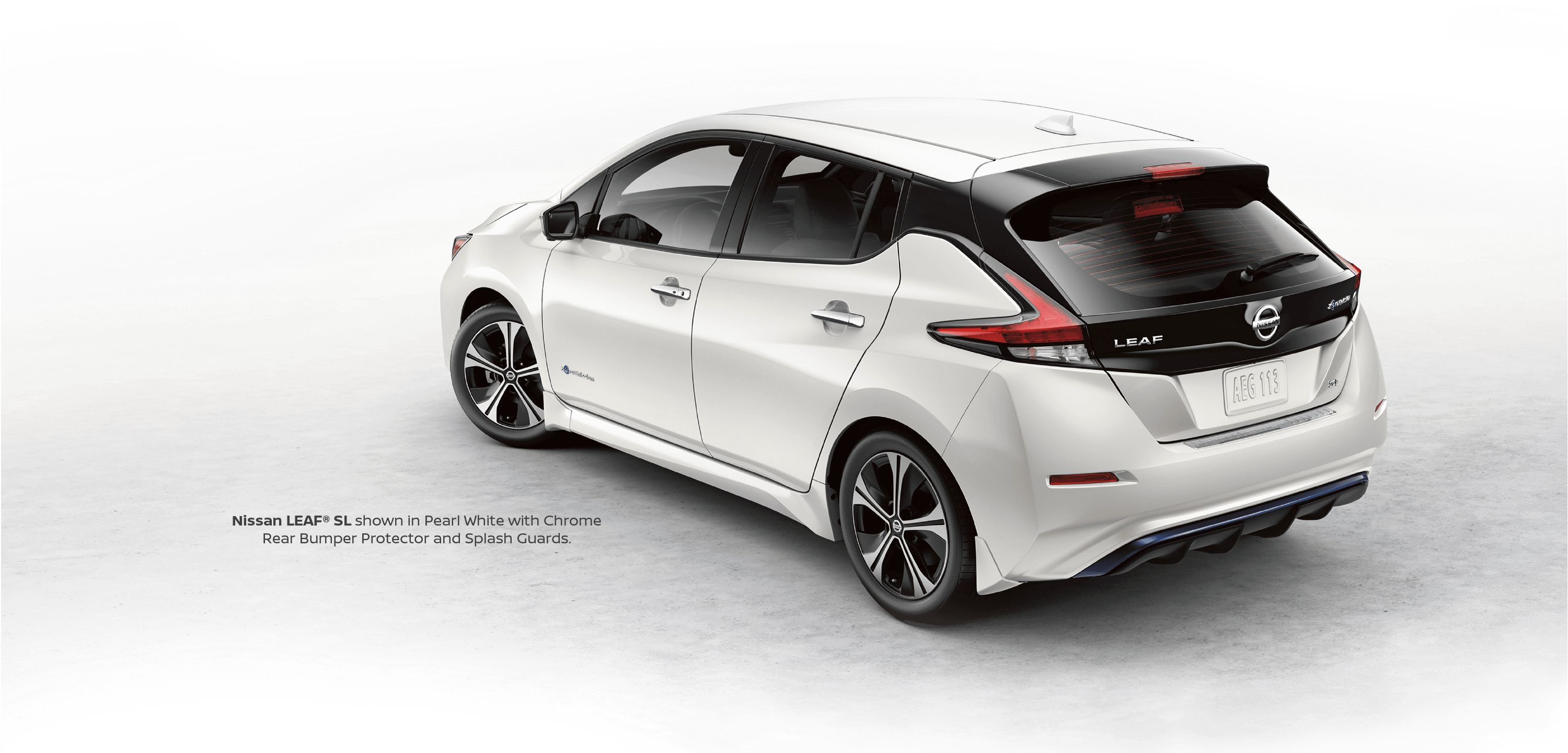 2018 Nissan Leaf Accessories.