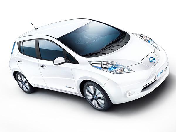 Nissan Leaf on Behance.