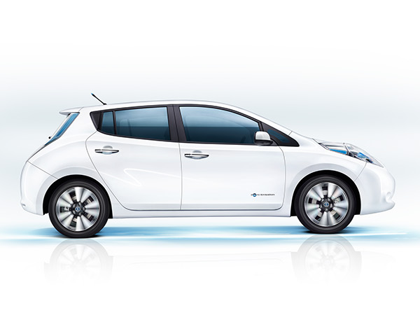 Nissan Leaf on Behance.