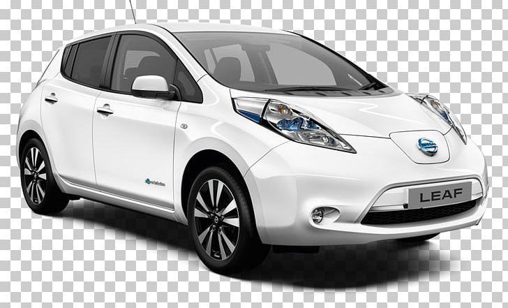 2018 Nissan LEAF Electric Vehicle Car 2015 Nissan LEAF PNG.