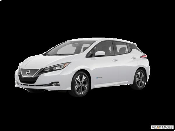 Nissan Leaf SV 2019.