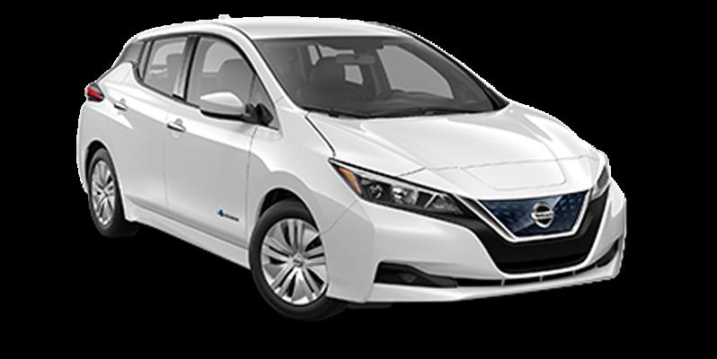 Nissan Leaf Png (+).