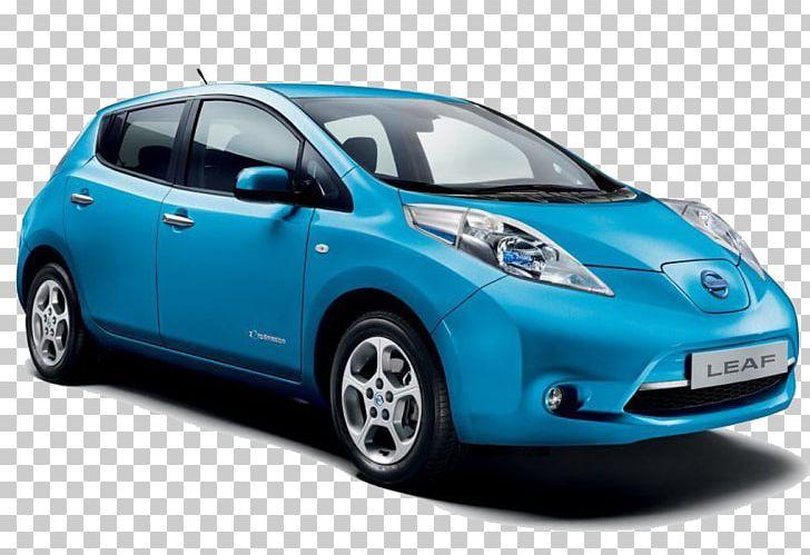 2018 Nissan LEAF Electric Vehicle Car 2017 Nissan LEAF PNG.