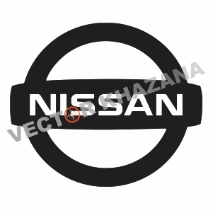 Nissan Car Logo Vector.