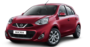New Nissan Micra.