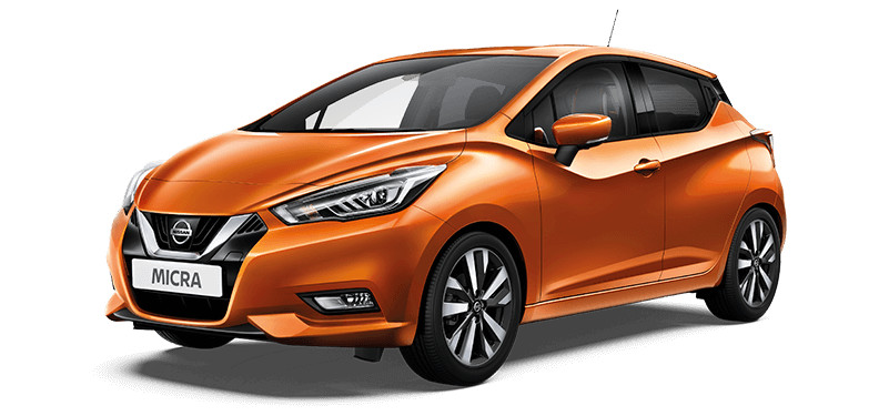 New 2019 Nissan Micra for sale in Edmonton, AB.