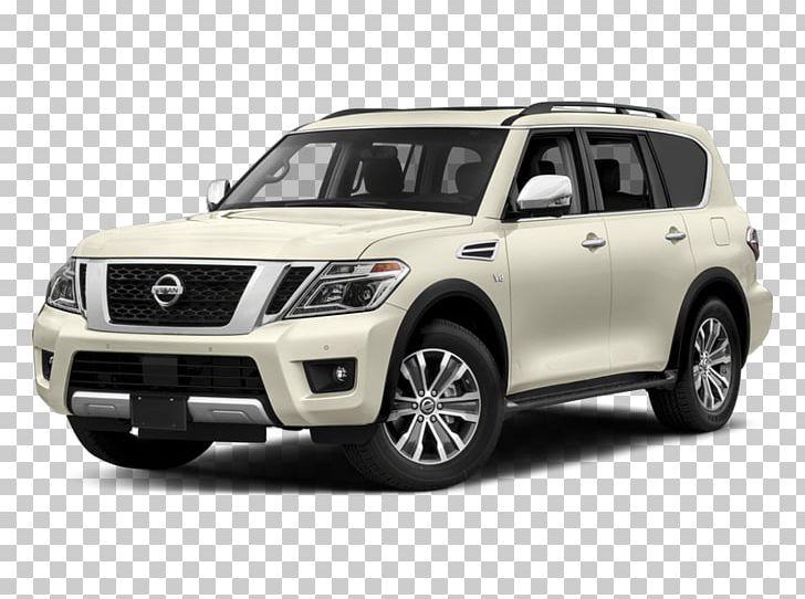 Sport Utility Vehicle 2018 Nissan Armada Car Nissan Patrol.