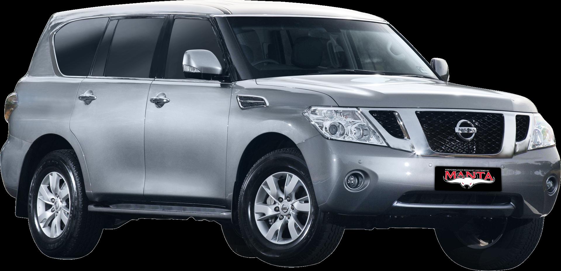 Nissan Patrol Y62 5.6L V8 Petrol Wagon.