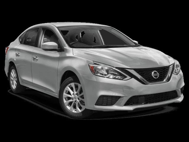New 2019 Nissan Sentra SV FWD 4D Sedan.