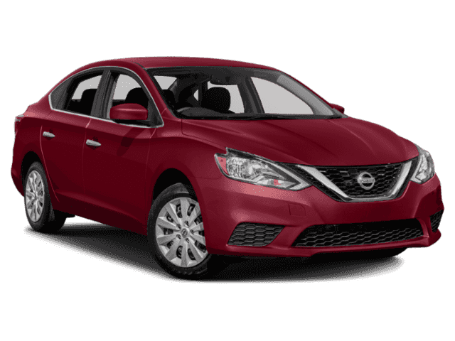 New 2019 Nissan Sentra SV Front Wheel Drive Four.