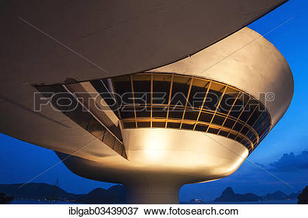 "Picture of ""Niteroi Contemporary Art Museum, Niteroi, Rio de."