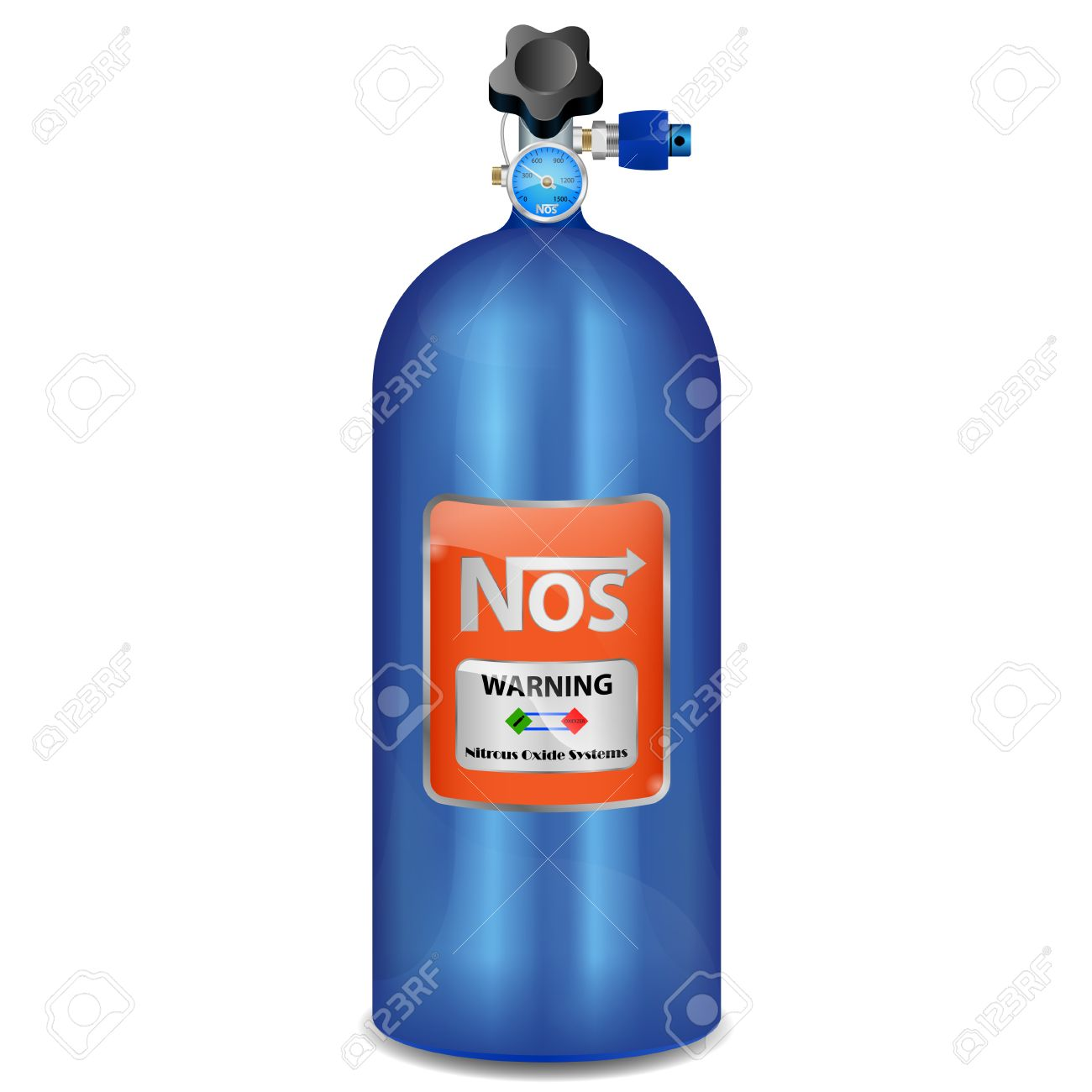 Can Nitrous Oxcide Clip Art.