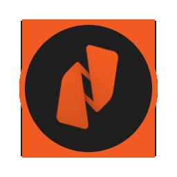 Nitro, pdf icon.